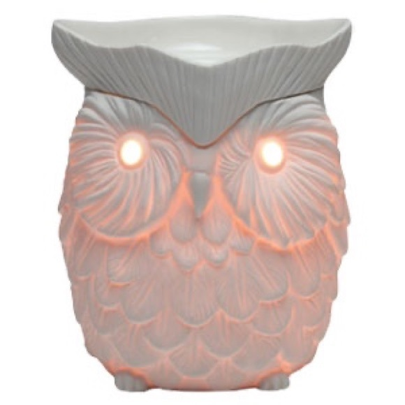 Scentsy Other - Whoot The Owl Scentsy Warmer New In Box